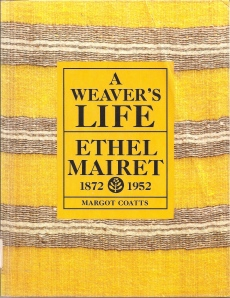 Margo Coates monograph on Ethel Mairet